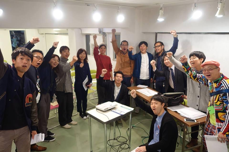 福岡DIYリノベWEEK2019<br /> 参加チームスタートアッププレゼンのイメージ